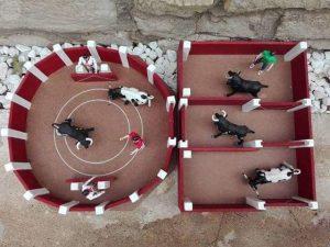 Fabricante de juguetes taurinos en España