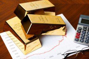 Valor del oro en 2021 en tiempo real en AU1064